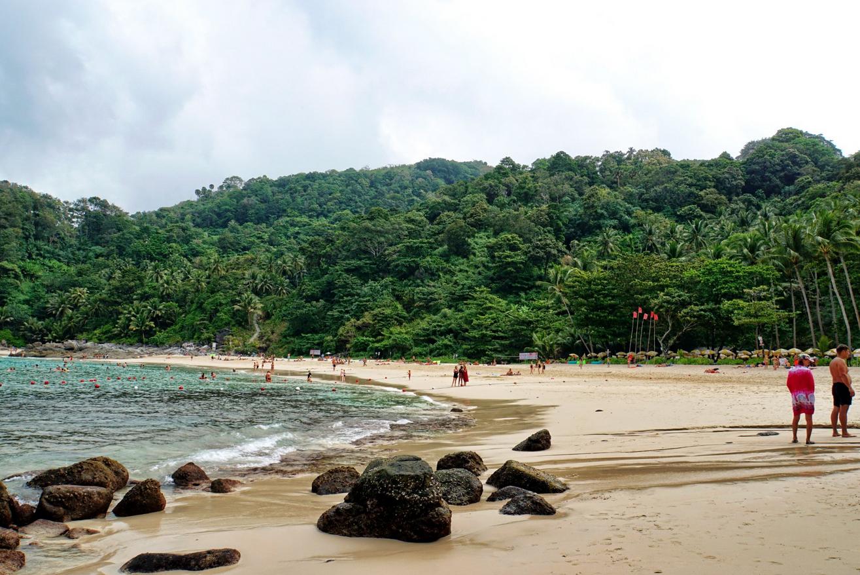 Береговая линия пляжа Freedom