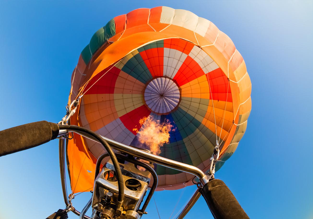 Горелка воздушного шара
