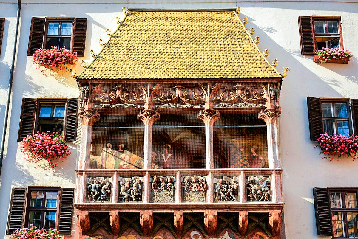 Дом «Золотая крыша»