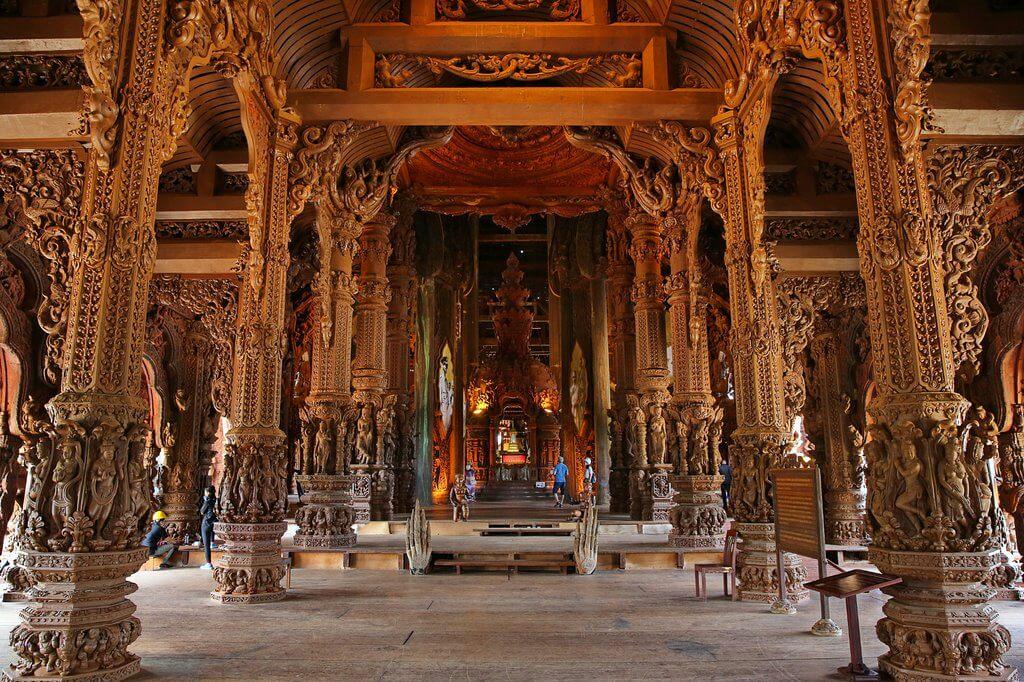 Индийский зал