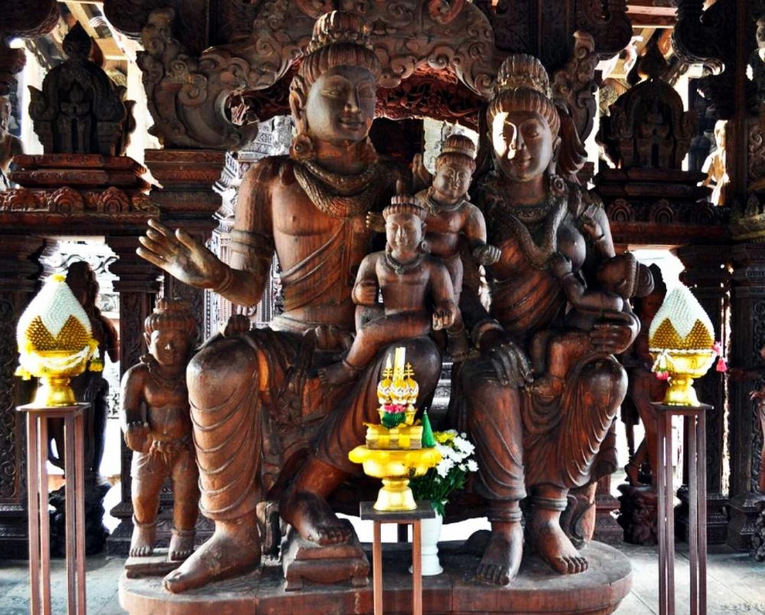 Камбоджийский зал