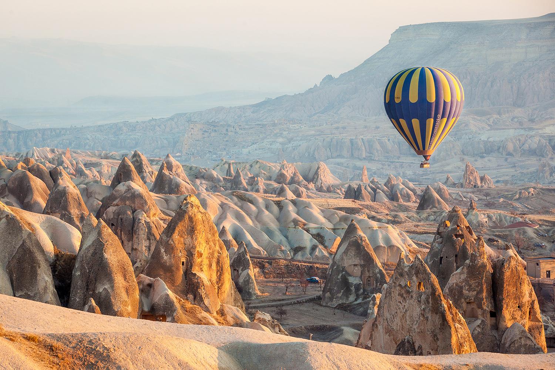 Каппадокия, Турция