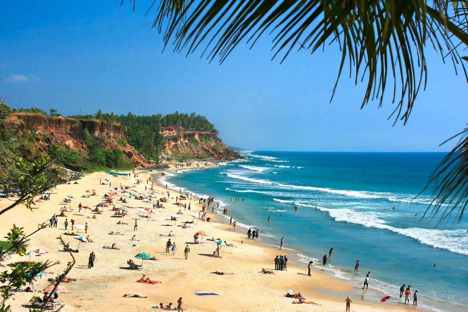Пляж Керала