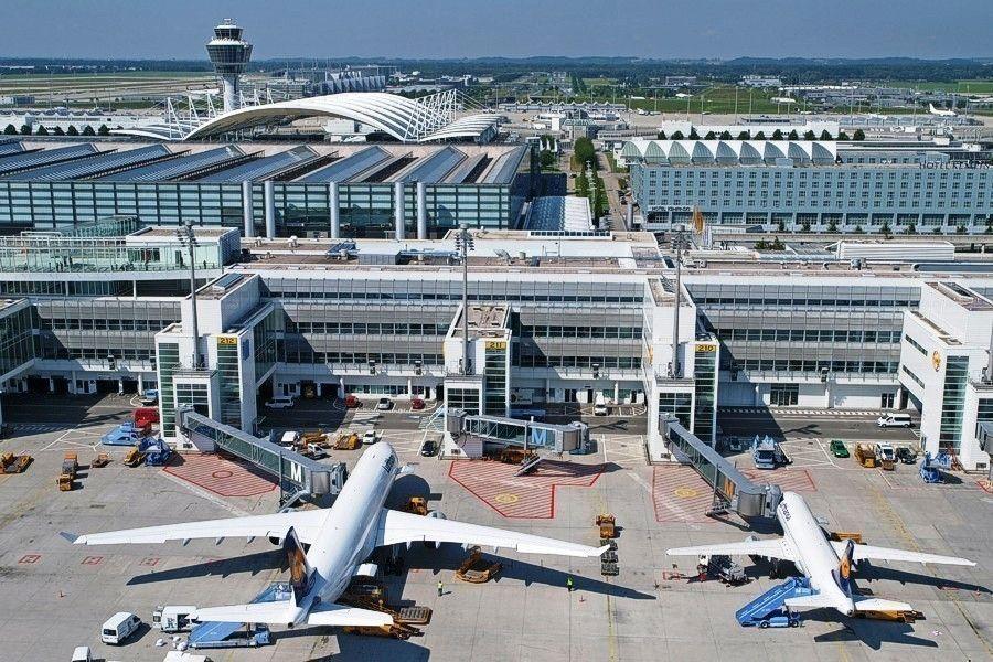 Международный аэропорт Мюнхена