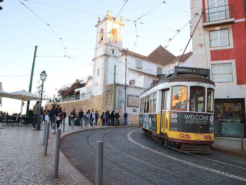 Экскурсия Лиссабоном