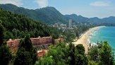 10 лучших отелей на Карон Бич, остров Пхукет