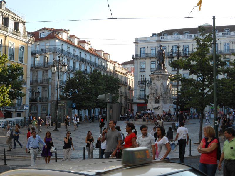 Решая экскурсия Лиссабоном