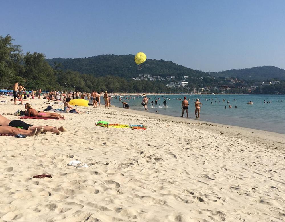Пляж Ката Бич