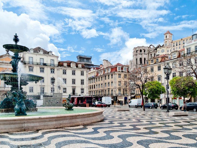 На экскурсии «Понять и полюбить Лиссабон»