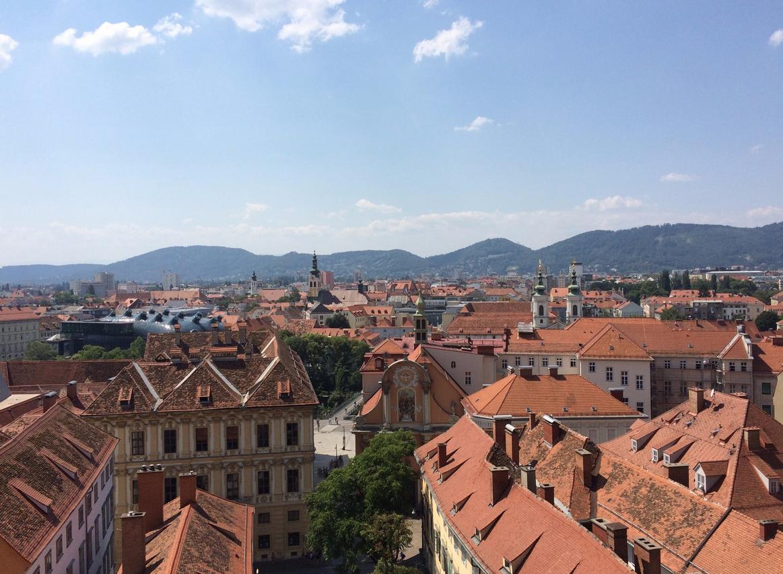 Старый город Грац
