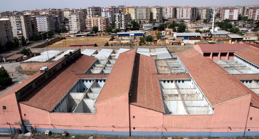 Тюрьма в Диярбакыре