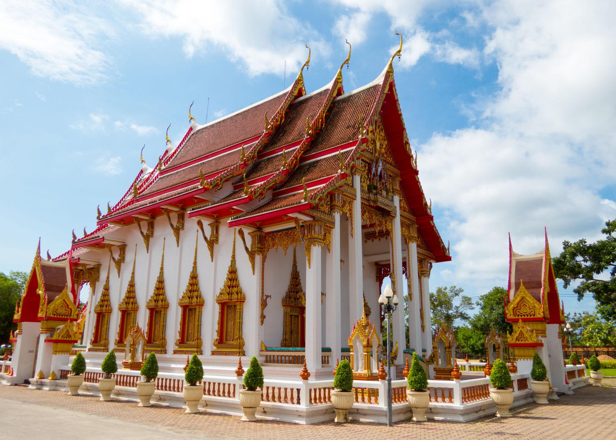 Убосот – основная часть монастыря