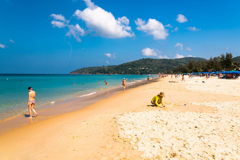 фото пляжа карон душе все равно