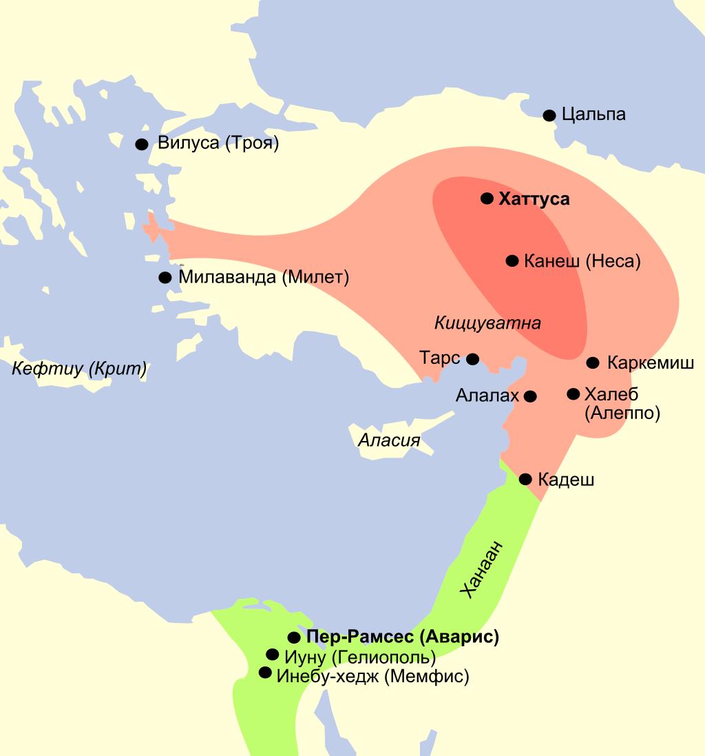 Хеттская империя