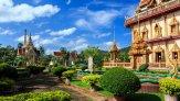 Ват Чалонг – самый посещаемый буддистский храм на Пхукете