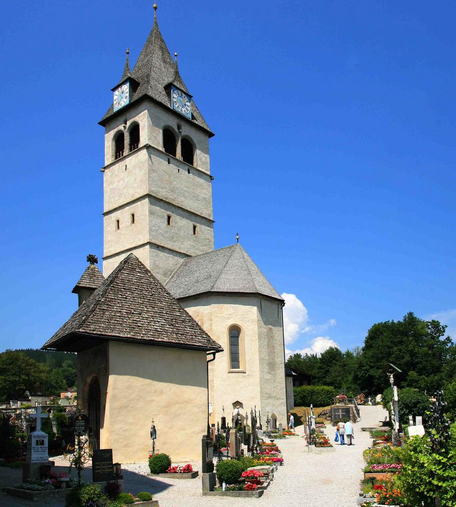 Церковь Святой Екатерины, Китцбюэль