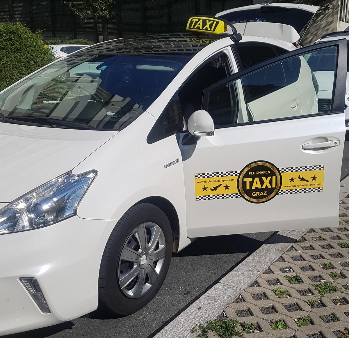 Такси в Граце
