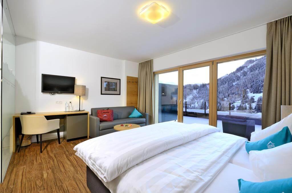 4* отель ALFA hotel