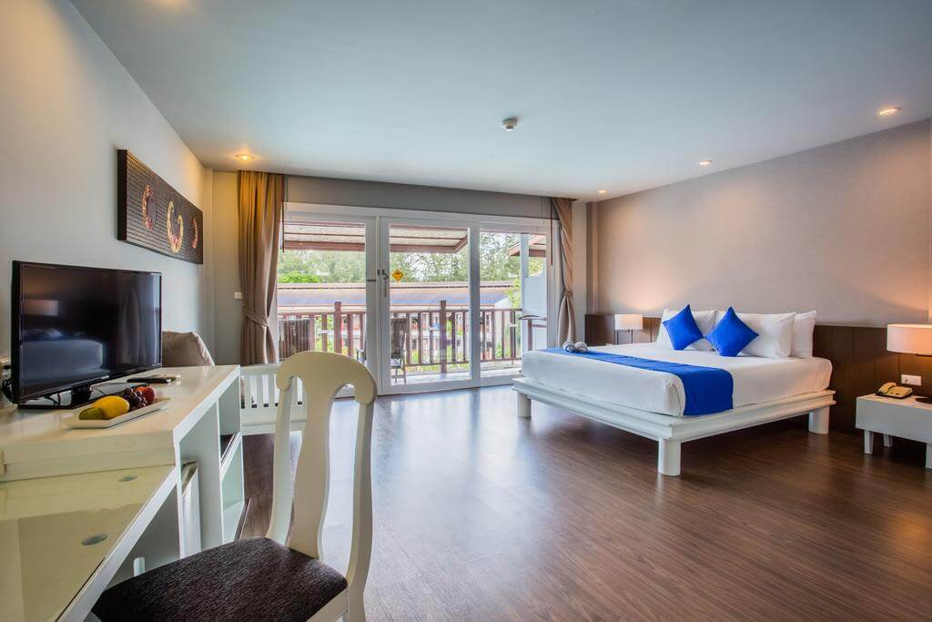 Номер отеля Arinara Bangtao Beach Resort
