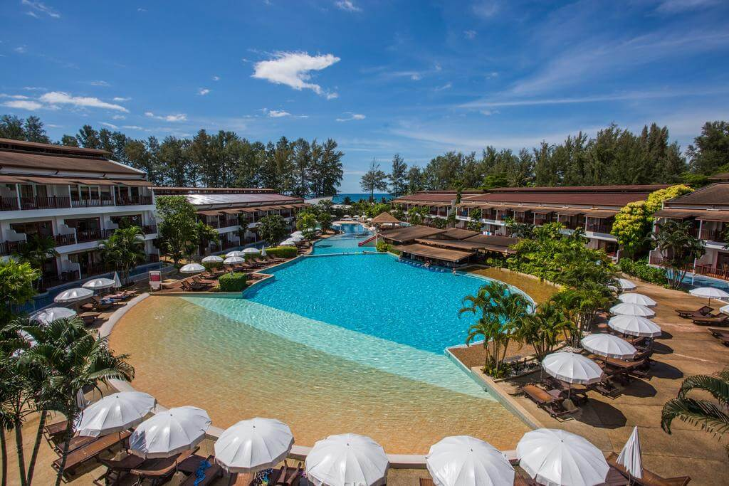 Отель Arinara Bangtao Beach Resort