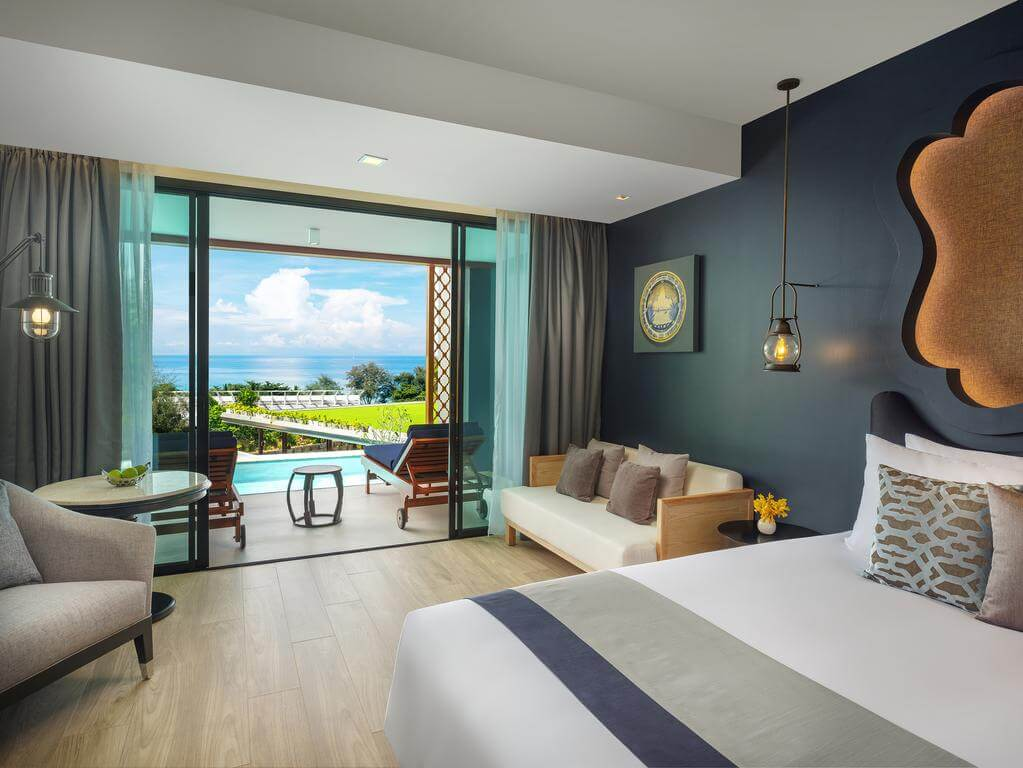 Номер в отеле Avista Grande Phuket Karon, MGallery by Sofitel