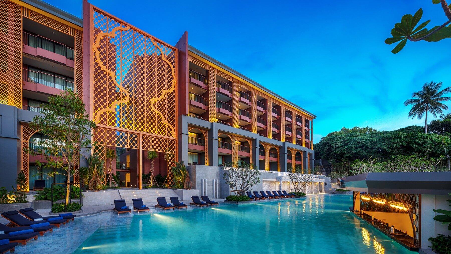 Отель Avista Grande Phuket Karon, MGallery by Sofitel
