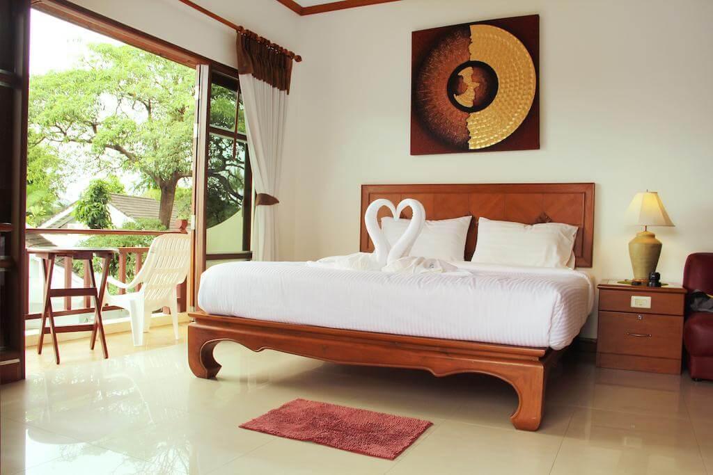 Номер гостиницы Baan Sailom
