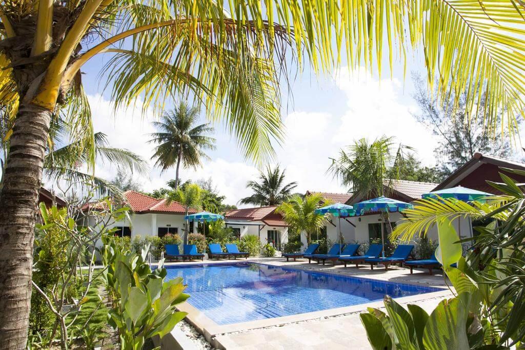 3* отель Bangtao Varee Beach