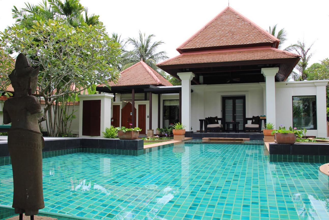 Роскошный спа-отель Banyan Tree Sanctuary