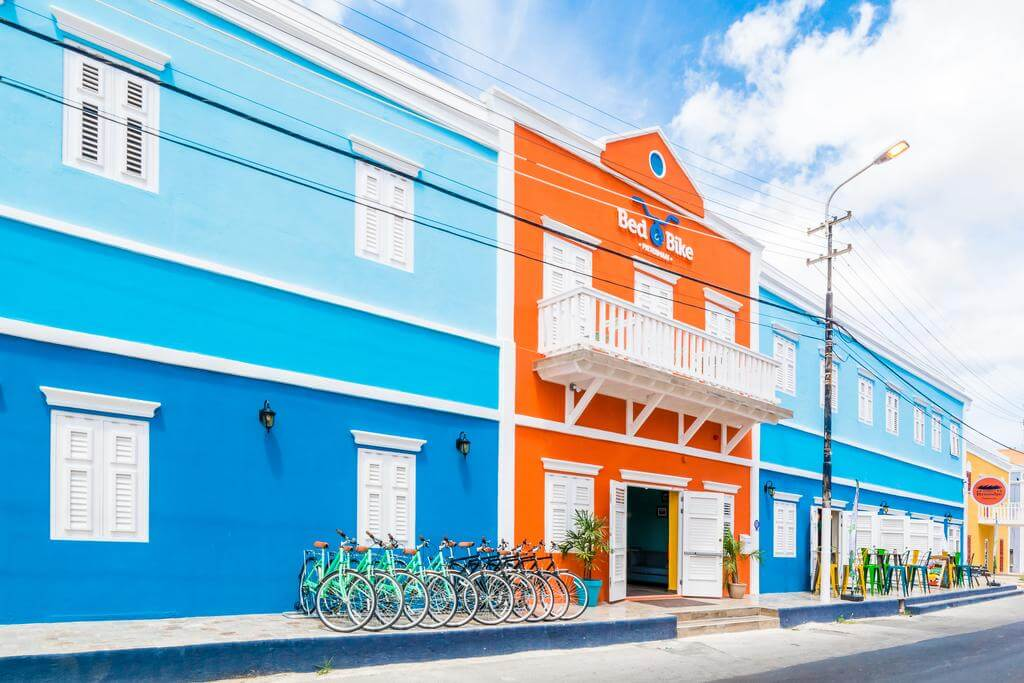 Хостел Bed & Bike Curacao