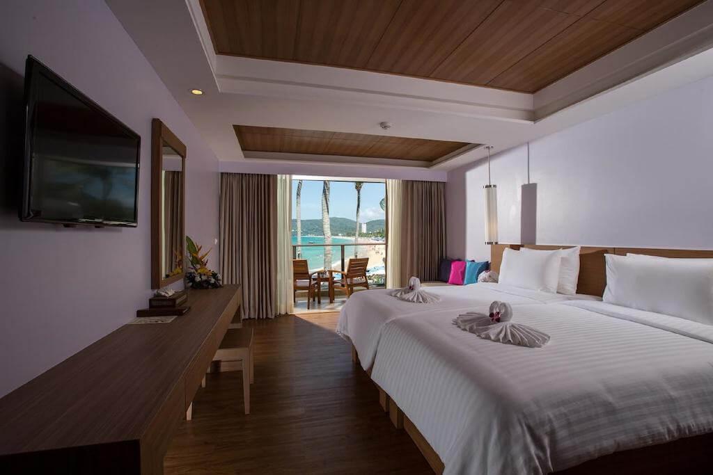 Номер в отеле Beyond Resort Karon