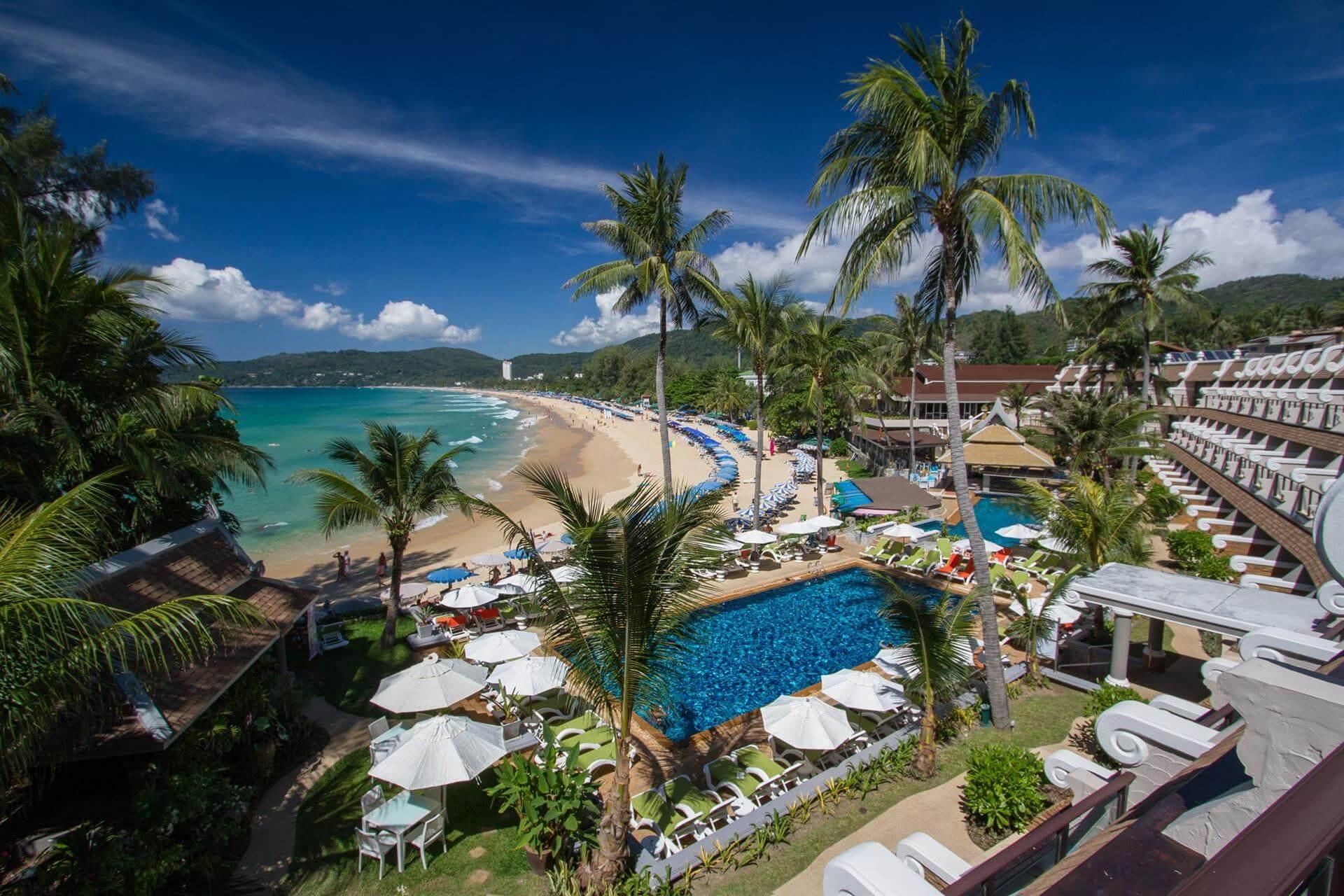 Отель Beyond Resort Karon