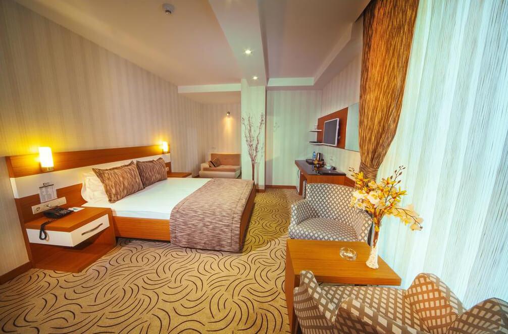 Номер в отеле Dies Hotel