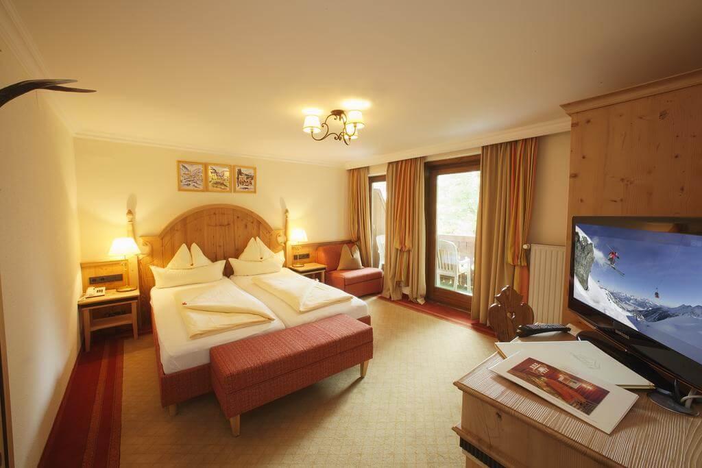 Номер в отеле Hotel Sonnblick