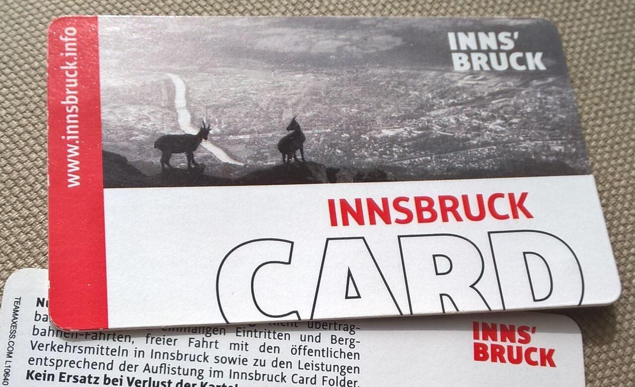 Insbruck Card