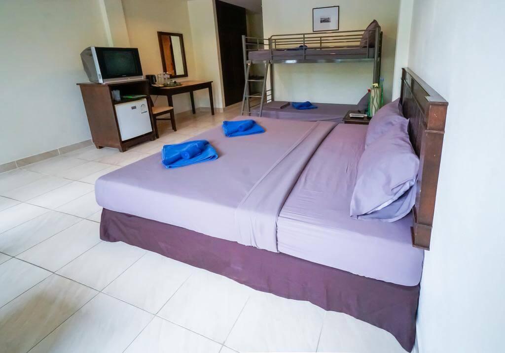 Отель Karon Living Room