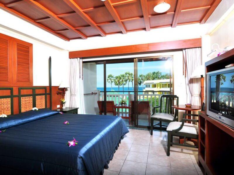 Гостиница Karon Princess Hotel