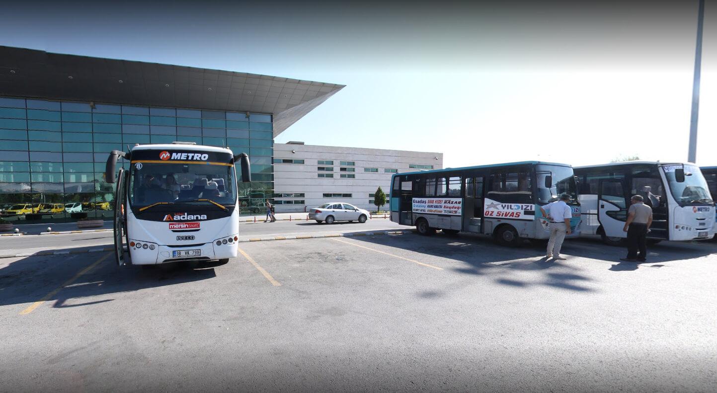 Автовокзал Kayseri Otogarı