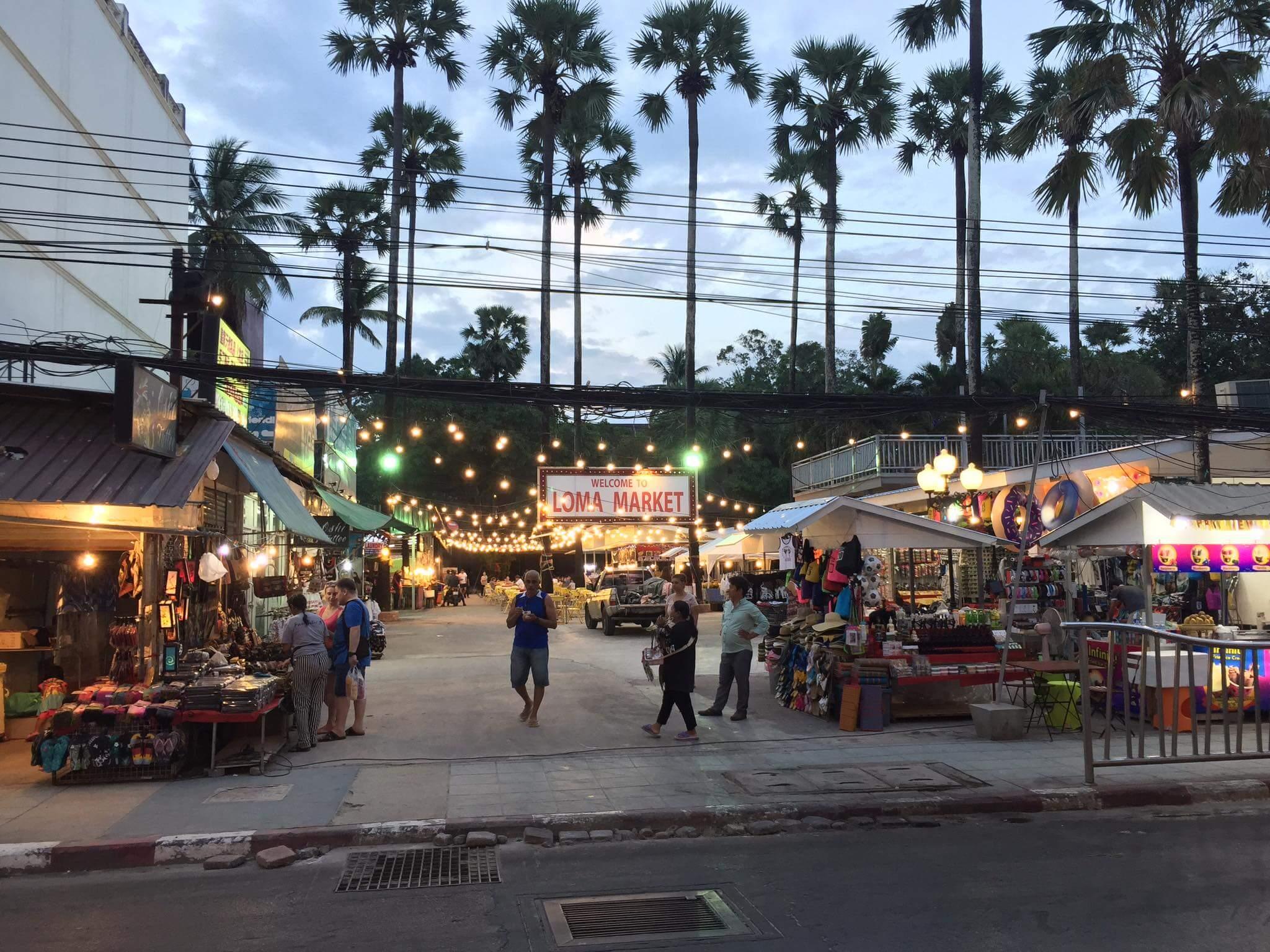 Loma Market