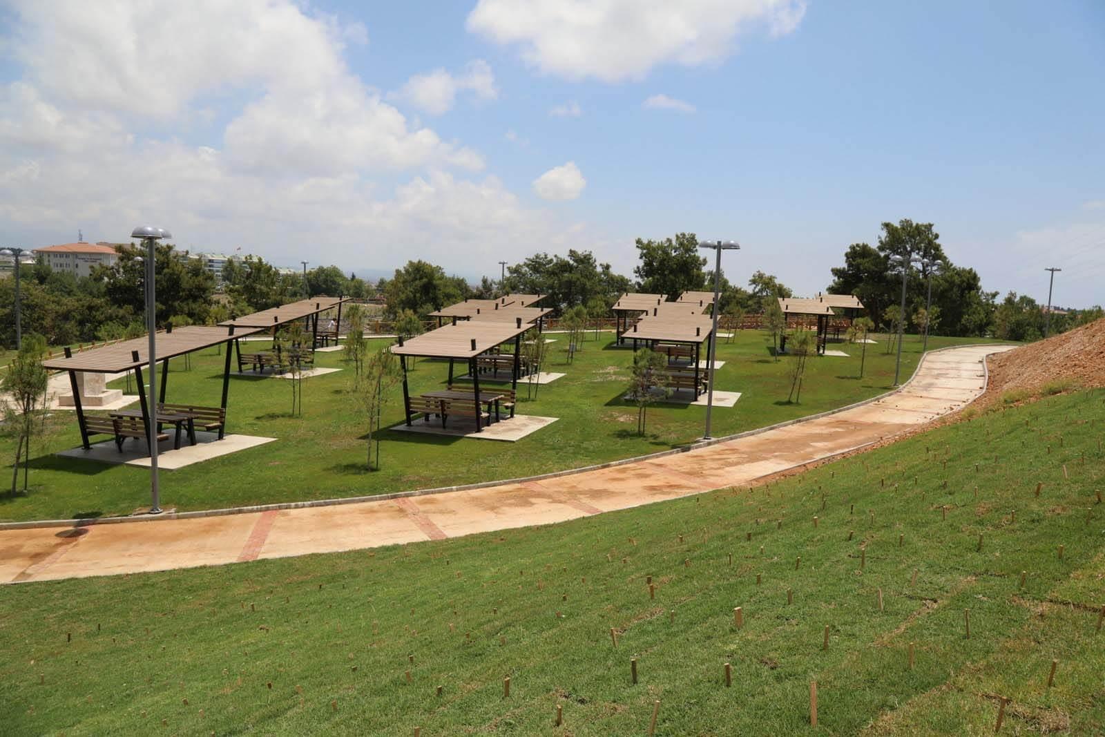 Парк Manavgat Belediyesi Mesire Alanı