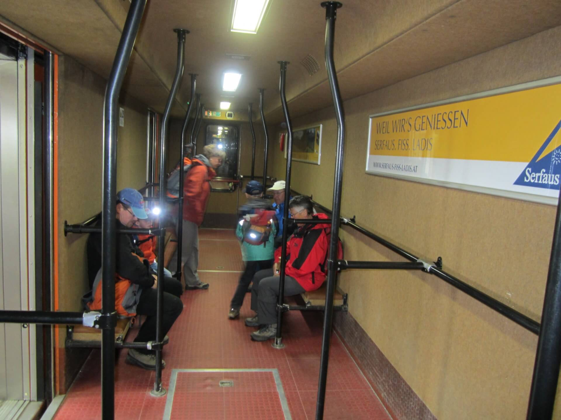 Деревенское метро