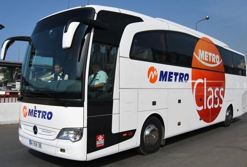 Автобус METRO
