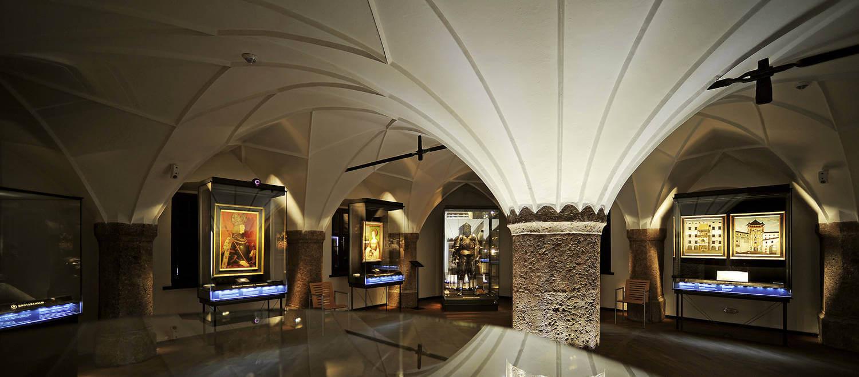 В музее посвящённому Максимилиану I