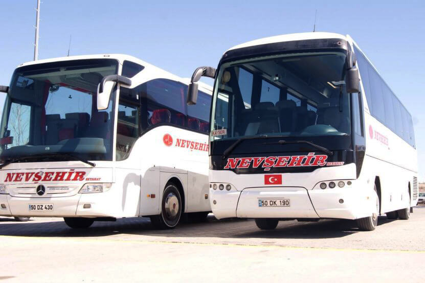 Автобусы NEVŞEHIR SEYAHAT