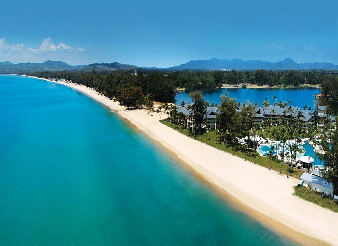 Отель на пляже Банг Тао