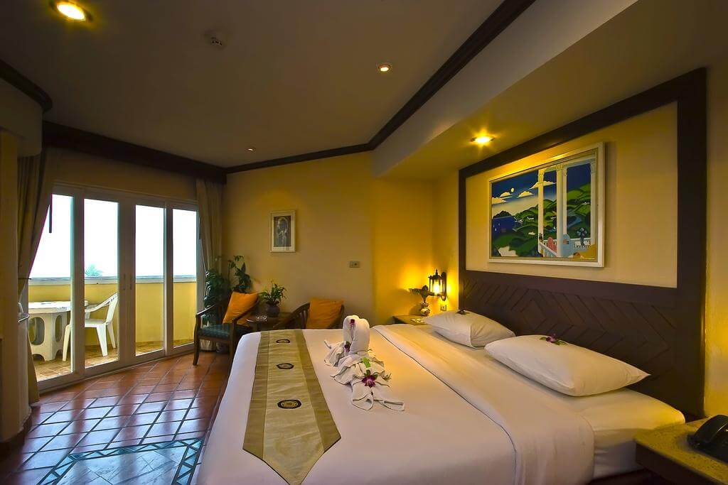 Номер в отеле Pacific Club Resort