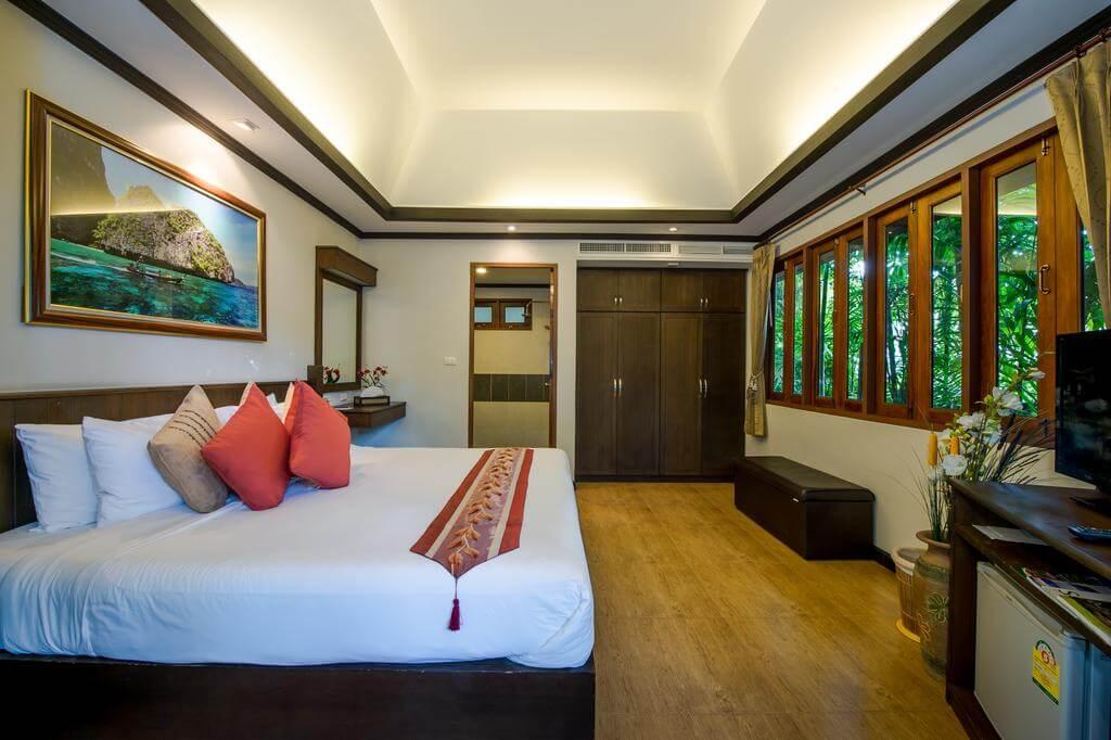 Номер в отеле Pai Tan Villas
