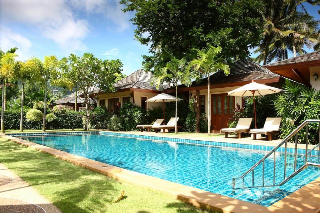 Отельный комплекс Pai Tan Villas