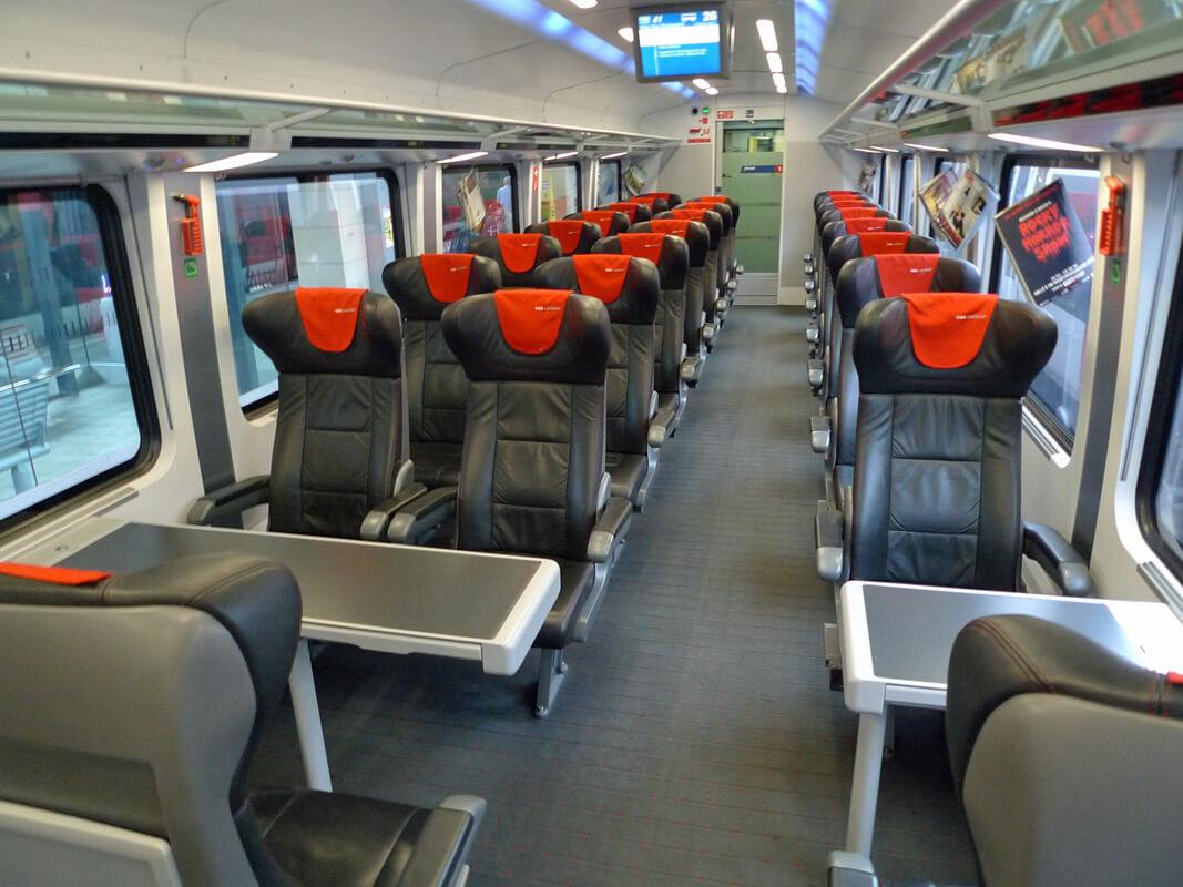 Поезд RailJet