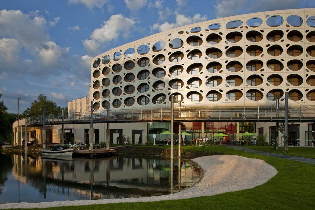 Отель Seepark Hotel — Congress & Spa